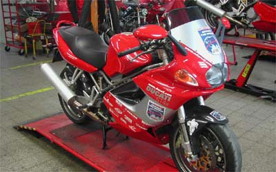 Paint schemes page 3 the ultimate ducati for How much to paint a motorcycle